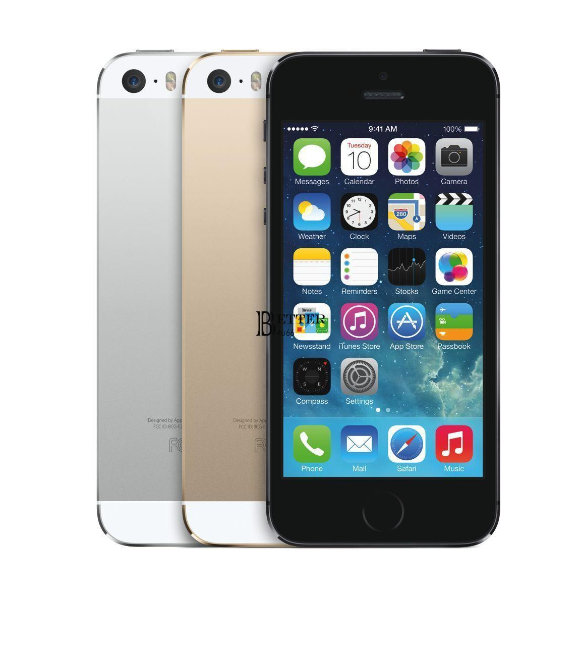 apple iphone 5 5c 5s 6 6 plus gsm unlocked ios smartphone refurbished bt6u ebay. Black Bedroom Furniture Sets. Home Design Ideas